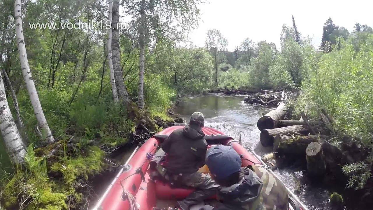 Лодочный мотор водомёт с двигателем лифан 6,5л.с., часть 1. - YouTube