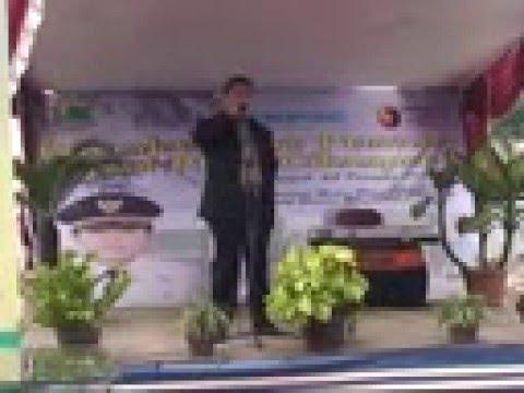 Video Peletakan Batu Pertama Pasar Plaza Cikampek 28 Des 2012
