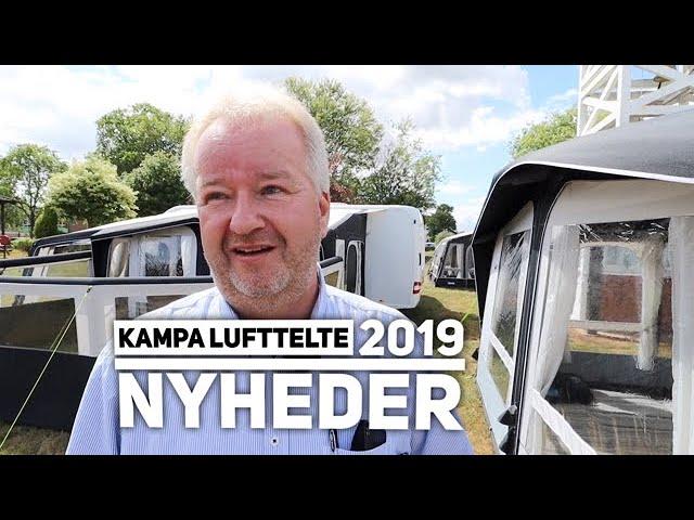 Kampa lufttelte 2019 nyheder