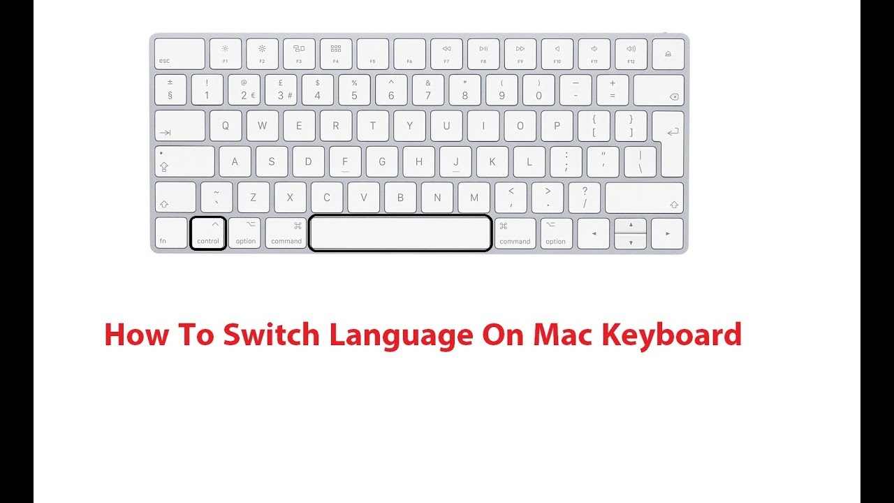How to enable the Arabic keyboard on Mac