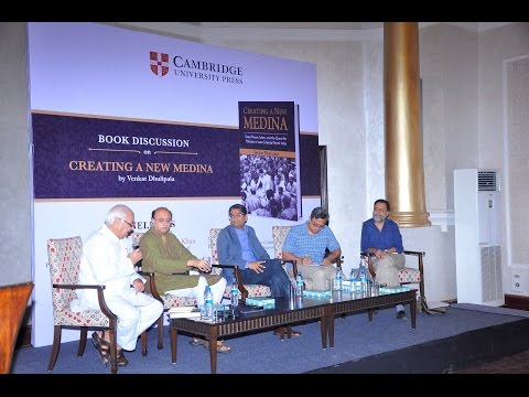 Book discussion on Venkat Dhulipala