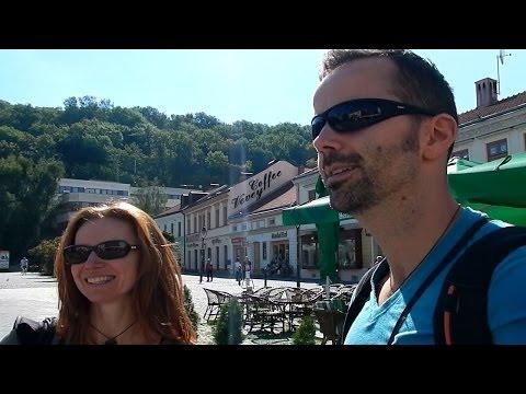 Trip to Europe 2013 - Part 7 Slovakia - Zilina,Trencin