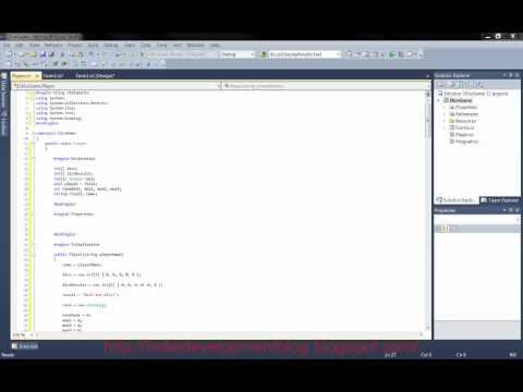 C# Dice Game Tutorial Part 3