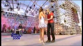Enrique Iglesias and  Nadia - Tired of Being Story