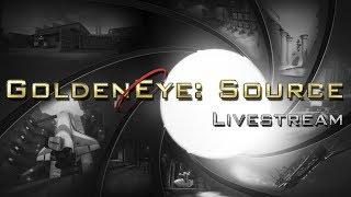 GoldenEye: Source (5.0) - Livestream #16