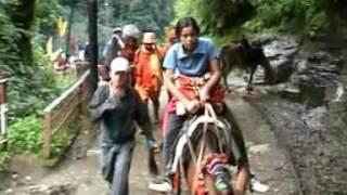 Trekking from Gourikund to Kedarnath (Part-1)