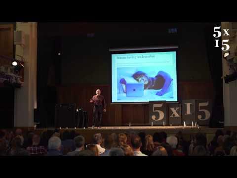 David Spiegelhalter @ 5x15 - Sex By Numbers