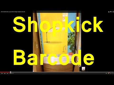 OBI Ampelschirm Cocoa Beach Beige shopkick barcode