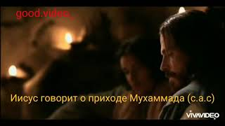 Иисус Христос говорит о приходе пророка Мухаммада (с.а.с) #иисус #мухаммад
