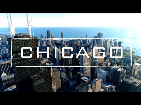 Chicago 4K Drone Video