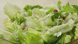 Salad Recipes - How To Make Salad With Poppyseed Dressing