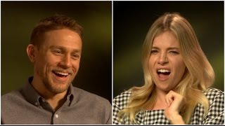 Charlie Hunnam and Sienna Miller play HOW CIVILISED ARE YOU??? -