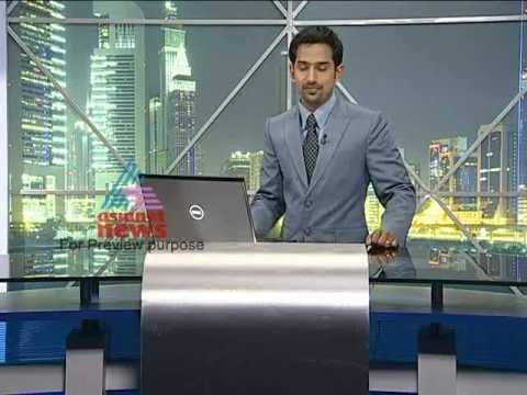 Asianet Gulf News 23,January 2012 Part 1
