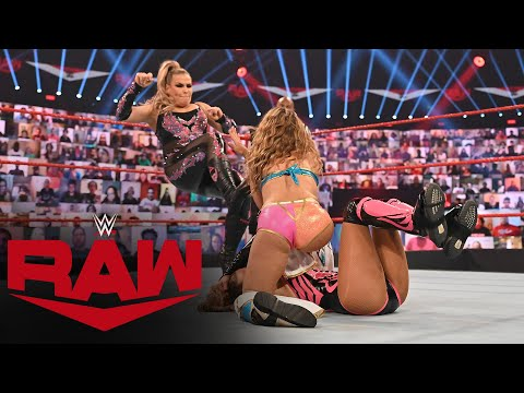 Asuka & Mickie James vs. Natalya & Lana: Raw, September 7, 2020