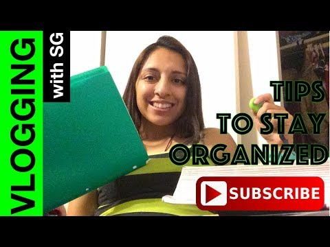 3 TIPS TO STAY ORGANIZED | eBay Seller Life Updates 05