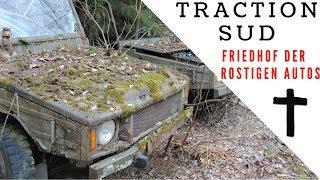 Lost Places & Bunker: Traction Sud - Friedhof der rostigen Autos