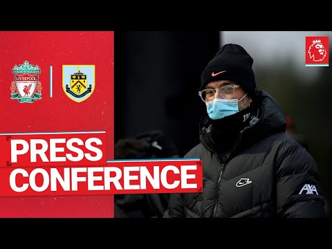Jürgen Klopp's pre-match press conference | Burnley