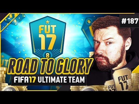 FUT BIRTHDAY, 8 YEARS OF FUT! - #FIFA17 Road to Glory! #187 ultimate team