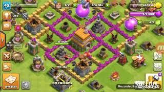 Mam kolejne nowe ustawienie wioski + nowy budowniczy clash of clans odc.4