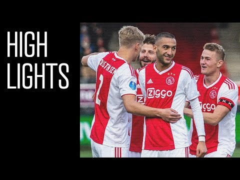 Highlights Excelsior - Ajax