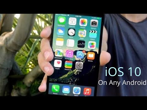 Install iOS UI On Any Android (Without Root) | 100% Working