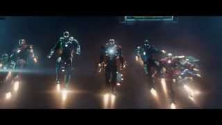 IRON MAN 3 - TRAILER (GREEK SUBS)