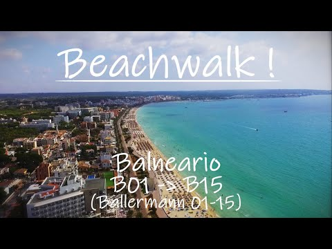 Beachwalk from Balneario