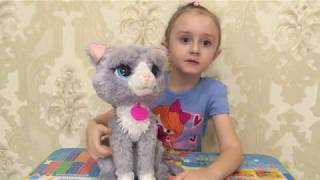 Интерактивная мягкая игрушка FurReal Friends Котенок Бутси