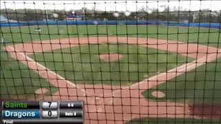 Blue Dragon Baseball vs. Seward County (Game 1)