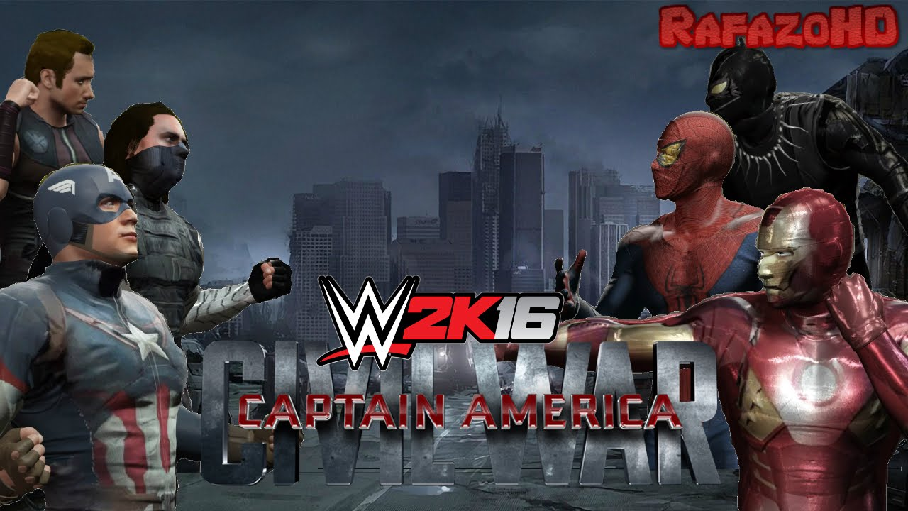 WWE 2K16 - Spider-Man ...
