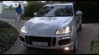 022 Porsche Cayenne GTS / Порш Каен - Наши тесты 2007