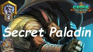 Hearthstone: Secret Paladin #2: Rastakhan's Rumble - Standard Constructed Post-Nerf