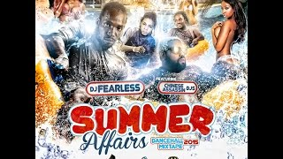 DJ FearLess & Chinese Assassin Djs - Summer Affairs Mixtape