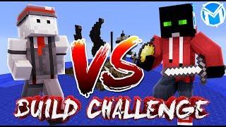 MarweX vs Kelo! | Build Challenge [MarweX]