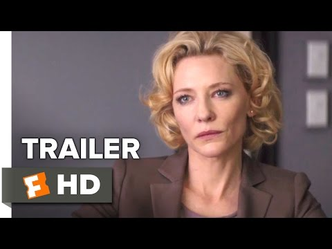 Truth Official Trailer #1 (2015) -  Cate Blanchett, Robert Redford Drama HD