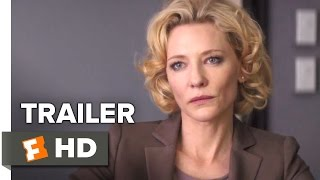 Truth Official Trailer #1 (2015) -  Cate Blanchett, Robert Redford Drama Movie HD