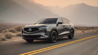 Introducing the All-New 2022 Acura MDX