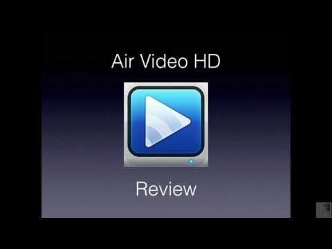 Video #0016 - Cool Find: Air Video HD: stream your downloaded anime, with perfect subtitles!