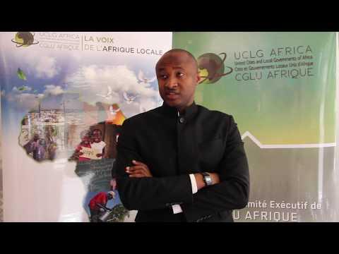 Seyni Nafo, Président du groupe des négociateurs africains sur le climat