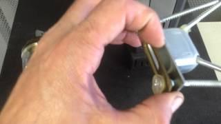 Reinforcement Strike For Medeco Or Multi Lock