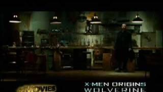 At the Movies - X-Men Origins: Wolverine