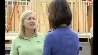 Raised Wood Floor Demo Home - Habitat For Humanity