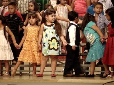Homan Elementary Preschool 6/04/10