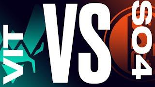 VIT vs. S04 | 2021 LEC Spring Week 1 Day 1