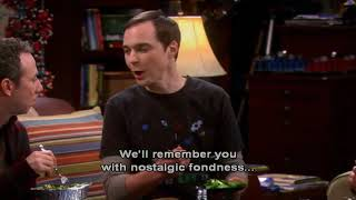 The Big Bang Theory: Is Stuart a Friend? thumbnail