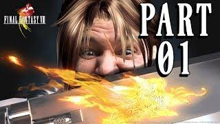 Final Fantasy VIII | Pt. 01 | Die Hos, Hose, Die Hos, Die Hose!