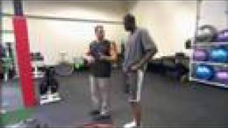 Chicago Bulls - Luol Deng - NBA FIt - Off-Season training at EFT Sports Performance