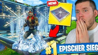 die *NEUE* EIS-FALLE in FORTNITE!
