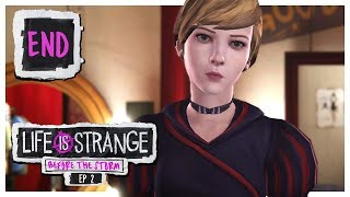 Let's Play Life is Strange: Before the Storm [Episode 2] Alternate Part 2 - Hell is Here