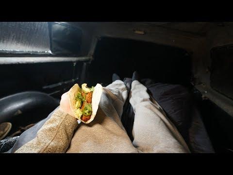 Catch N' Cook Fish Tacos Truck Camping Meal W/ (Avocado, Jalapeño, Salsa)